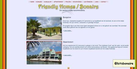 Friendly Homes Bonaire